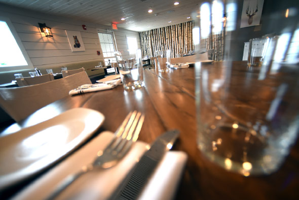 Private Parties available at The Corner Stop Restaurant